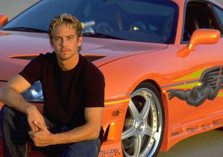 Paul Walker alias Brian O'Connor