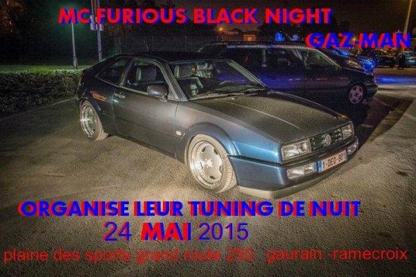 tuning de nuit gaurain belgique le 24 mai
