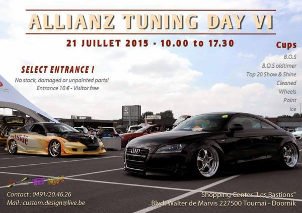 ALLIANZ TUNING DAY 6