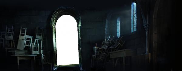 Harry potter l 39 cole des sorciers chapitre 12 le for Miroir harry potter