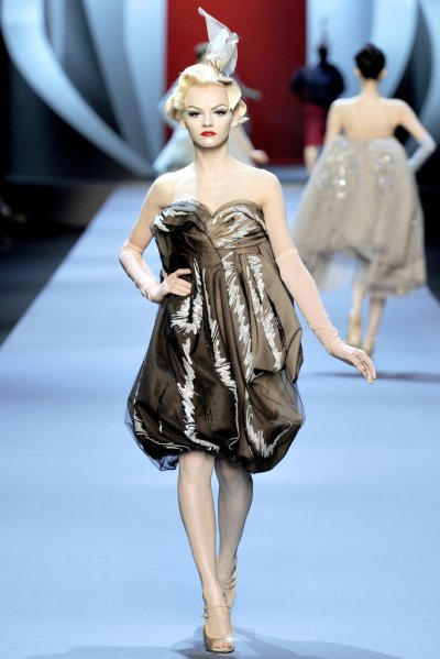 Defilés <3 : Christian Dior, Alexis Mabille.