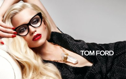 Campagne(1): Abbey lee kershaw ( Tom Ford eyewear s/s 11 )
