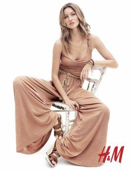 Campagne(2): Gisele Bundchen H&M (printemps 2011). ♥