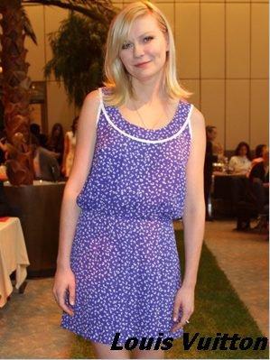 Une fille qui a du style (1) : Kirsten Dunst ♥