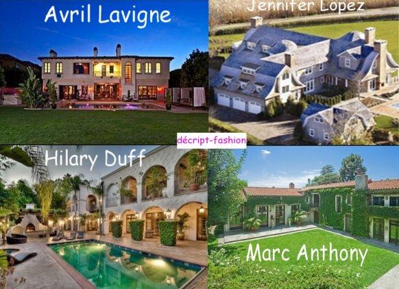 Les plus belles maisons