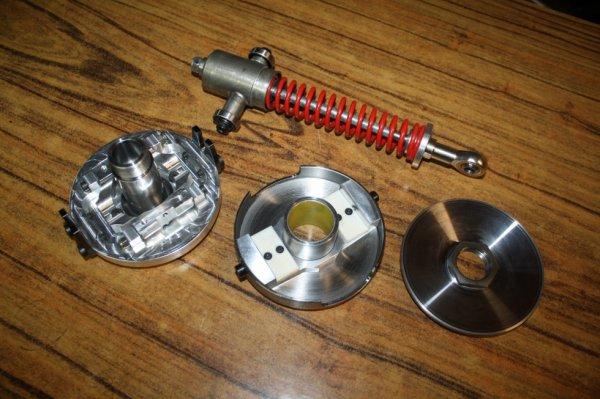 Vario et ressort moteur neuf
