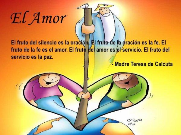 Dios es Amor, pero no todo amor es Dios