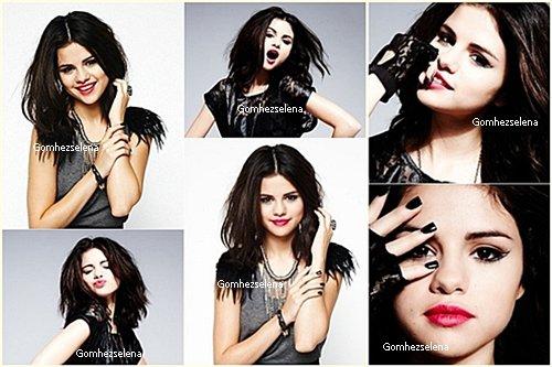 Découvrez de nouveaux clichés pour le « Sugar Magazine » de Miss Selena datant de 2010.