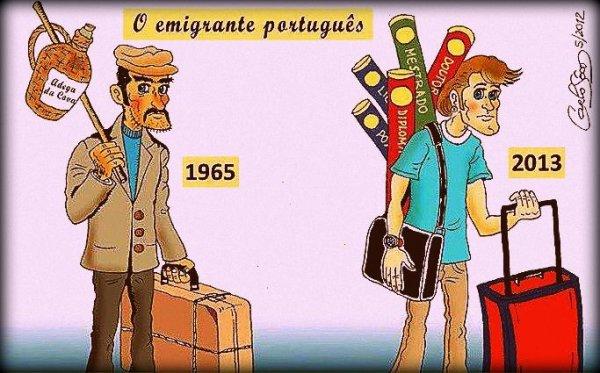 O Emigrante em 2013 ...