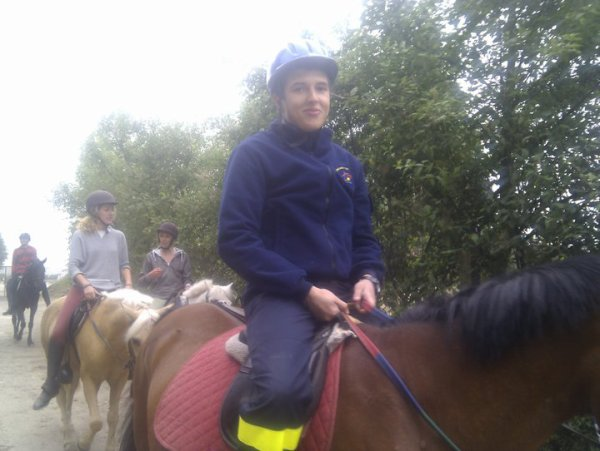 moi a cheval =) mdr
