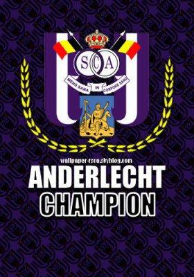 anderlecht champion 2009 2010 cristianoclement