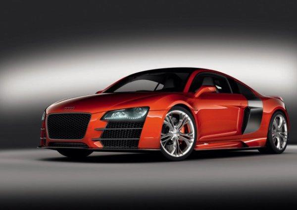 Audi R8 =v12