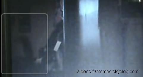 Le fantôme de la petite fille Durée : 2 min 23 Lieu : États-Unis Année :  10 Janvier 2008 Type : Webcam
