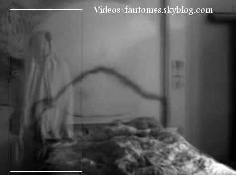 Le fantôme noctambule Durée : 21 sec Lieu : Équateur Année :  2007 Type : Amateur