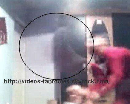 Brève apparition Durée : 3 min 17 Lieu : France  Année :  8 Mars 2007 Type : Webcam