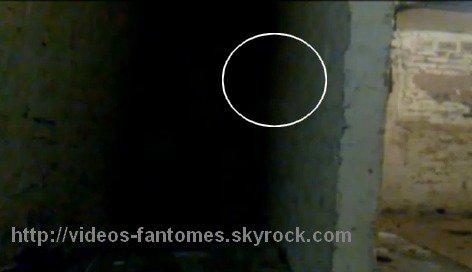 Le fantôme discret Durée : 1 min 20 Lieu : Royaume-Uni  Année :  2011 Type : Amateur