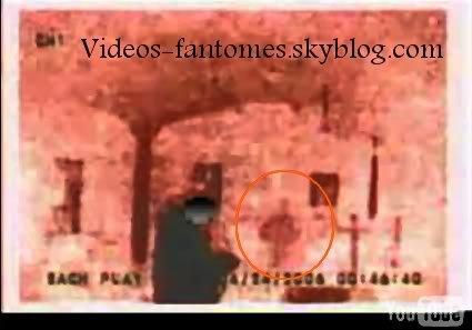 Fantôme dans un musée Durée : 2 min 00 Lieu : Valentown, États-Unis Année :  2006 Type : Vidéo surveillance