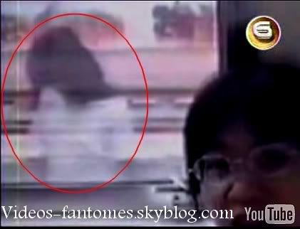 Fantôme sur un chemin de fer Durée : 1 min 52 Lieu : Japon Année :  2006 Type : Amateur