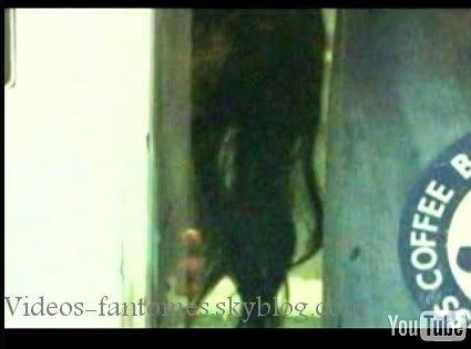 Fantôme entre deux poubelles Durée : 41 sec Lieu : Japon Année :  2006 Type : Amateur