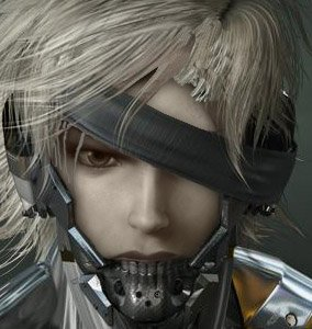 mtal gear solid: Raiden ( jack )