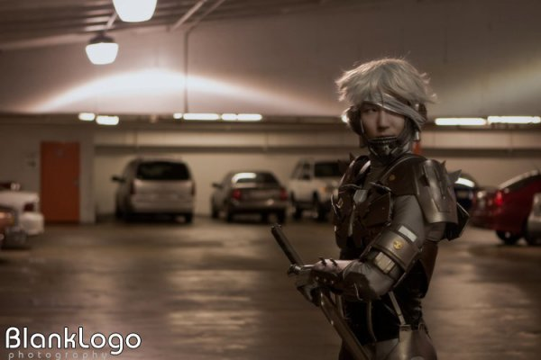 mtal gear solid: Raiden cosplay