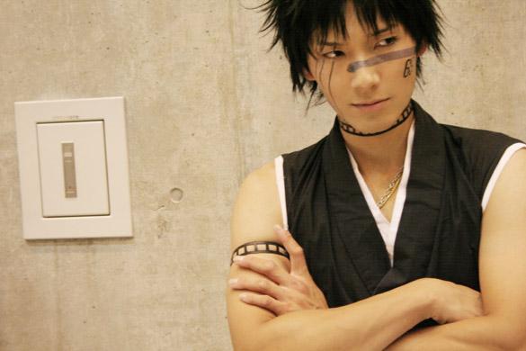 cosplay hisagi