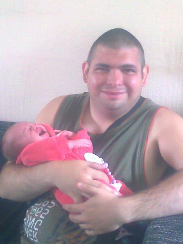 mon cousin et sa fille