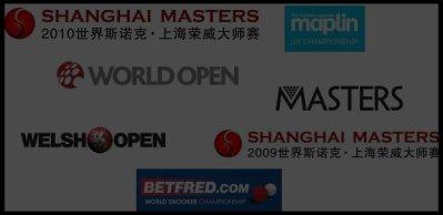 Calendrier des tournois rankings
