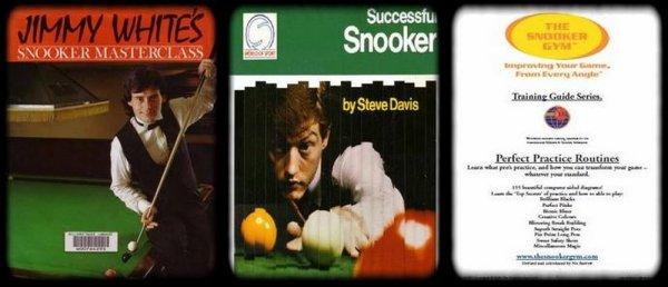 Livres de snooker