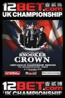 12Bet.com UK Championship 2010