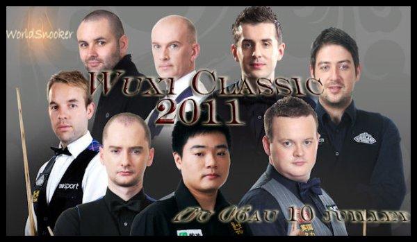 Wuxi Classic 2011