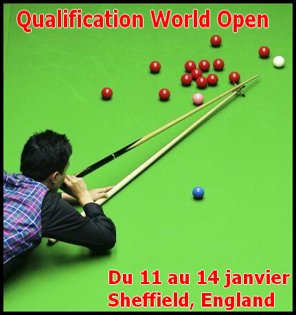 Qualification World Open