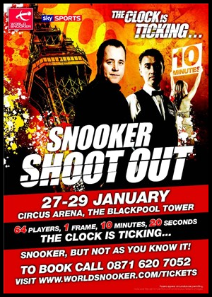 Sky Snooker Shoot-Out