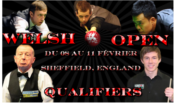 Qualification Welsh Open