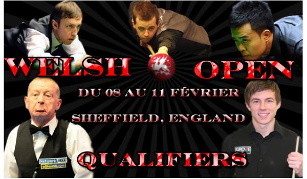 Qualification Welsh Open