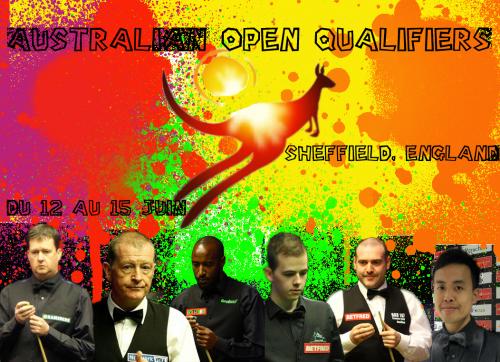 Australian Open Qualifiers