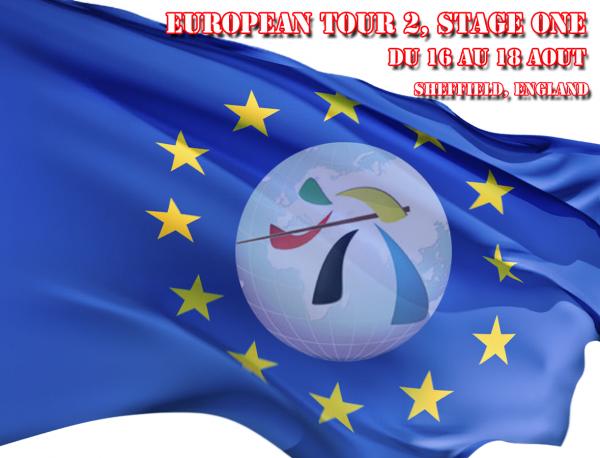 European Tour 2, Stage One
