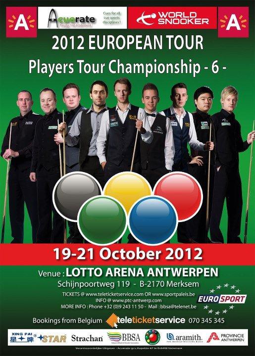 European Tour 3 (PTC6)