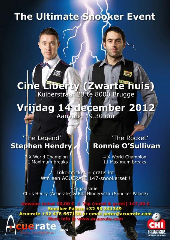 O'Sullivan /  Hendry