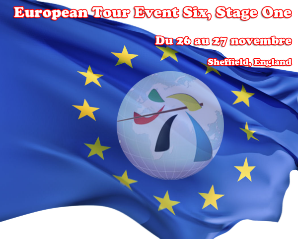 European Tour Event Six, Stage One