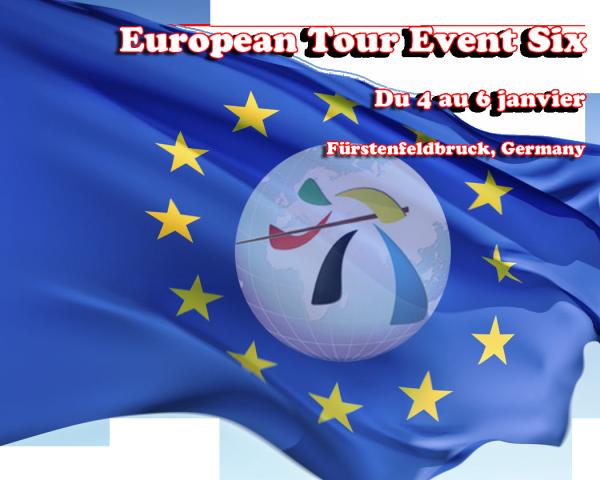 European Tour Event Six