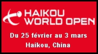 Haikou World Open