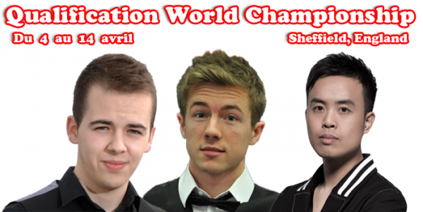 Betfair World Championship Qualifiers
