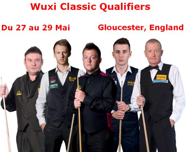 Qualification Wuxi Classic