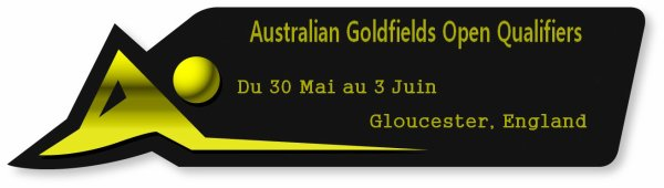 Qualification Australian Goldfields Open