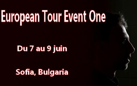European Tour Event One / Victoria Bulgarian Open