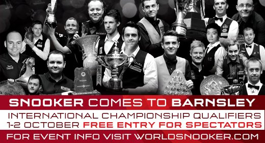 International Championship Qualifiers
