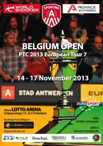 2013 PTC European Tour 7