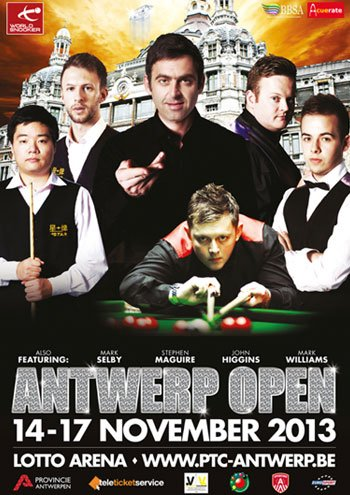 European Tour Event Seven / Belgian Open / Antwerp Open