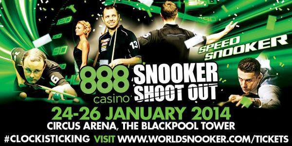 888casino.com Snooker Shoot-Out